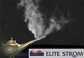 Magic Lamp designed with 3D ANIMATION and 3D MODELING and RENDER and SIMULATION for Elite Strom Picture 1
