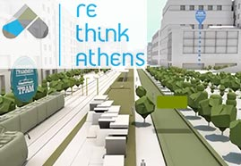 Rethink Athens designed with 3D ANIMATION and RIG for Onasis foundation Picture 1